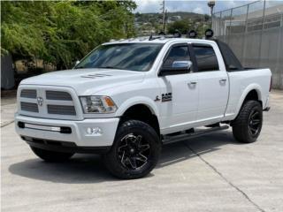 RAM 2500 BIG HORN 2018 ¡CUMMINS TURBO DIESEL!, RAM Puerto Rico