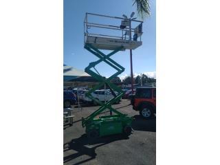 JLG 1932RS 2013, Equipo Construccion Puerto Rico