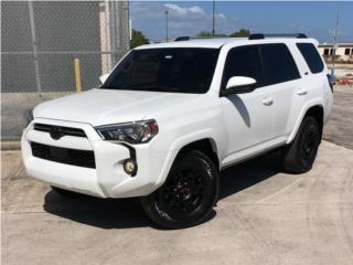 TOYOTA 4 RUNNER SR5 2020 ¡ESPECTACULAR!, Toyota Puerto Rico