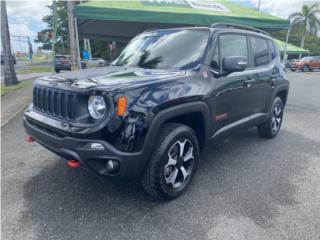 JEEP RENEGADE 2020 **Trailhawk**, Jeep Puerto Rico