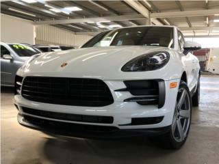 PORSCHE MACAN 2020, Porsche Puerto Rico
