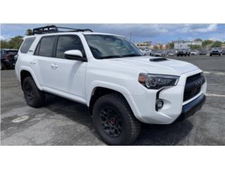 Toyota 4 runner trd pro año 2021, Toyota Puerto Rico