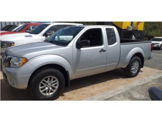 NISSAN FRONTIER SV 2018 IMPORTADA, Nissan Puerto Rico
