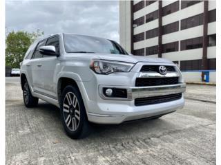 Toyota 4Runner Limited | 2019 con sólo 13,000, Toyota Puerto Rico