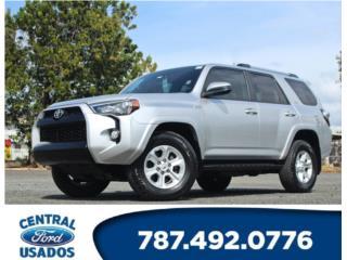TOYOTA 4RUNNER 2019, Toyota Puerto Rico