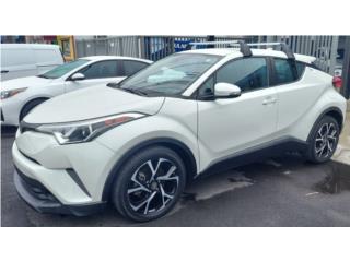 Toyota C- HR XLE 2018, Toyota Puerto Rico