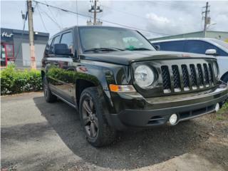 Jeep Patriot 2017 75 Anniversary, Jeep Puerto Rico