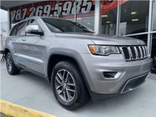 GRAND CHEROKEE LIMITED DESDE $299 MENSUAL!!!!, Jeep Puerto Rico