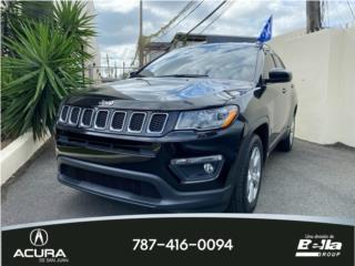 Jeep Compass 2018, Jeep Puerto Rico