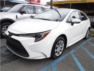 COROLLA LE PRE-OWNED!, Toyota Puerto Rico