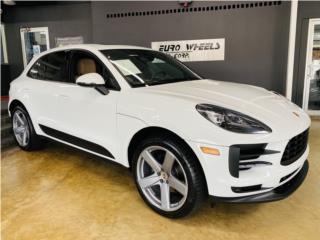 Macan 2020, Porsche Puerto Rico