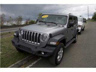 WRANGLER UNLIMITED SPORT S 4X4 , Jeep Puerto Rico