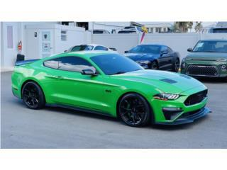 FORD MUSTANG 5.0 PP1, Ford Puerto Rico