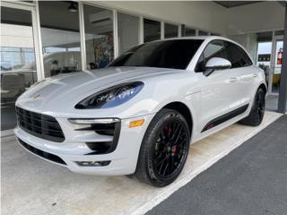 Macan GTS, INTERIOR ROJO., Porsche Puerto Rico