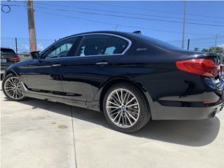 530 E 2018 NEGRO CON NEGRO , BMW Puerto Rico