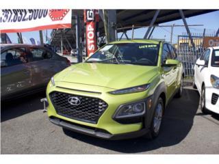HYUNDAI KONA 2018 45K MILLAS, Hyundai Puerto Rico