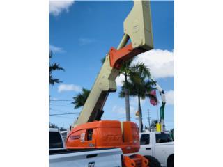 Canasto JLg 80 pies, Otros Puerto Rico