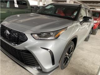 Highlander XSE sport Silver!!!, Toyota Puerto Rico