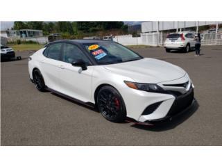TOYOTA CAMRY 2021 TRD, Toyota Puerto Rico