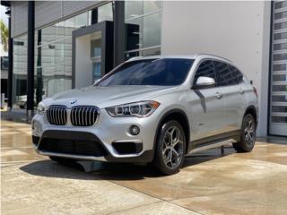 X1 17' - SOLO 28k millas - EXTRA CLEAN !! , BMW Puerto Rico