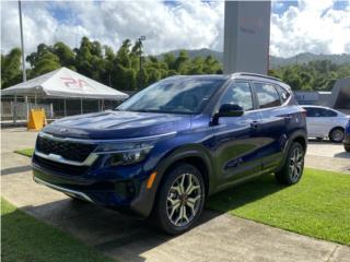 Kia Seltos S 2021, Kia Puerto Rico