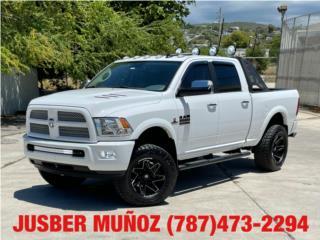RAM 2500 BIG HORN CUSTOM 14 MIL MILLAS , RAM Puerto Rico
