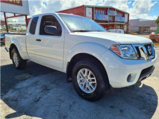 CONTRATISTA !! NISSAN FRONTIER CAB 1/2 *4X4*, Nissan Puerto Rico