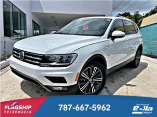 VOLKSWAGEN TIGUAN SEL 2018, Volkswagen Puerto Rico