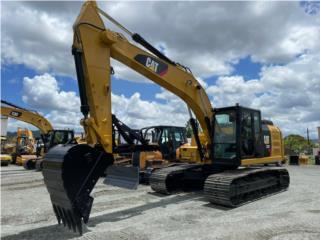 2015 Cat 323FL, Equipo Construccion Puerto Rico