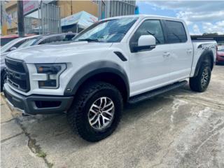 RAPTOR 801 IMPORTADA DOS TONOS PODEROSA, Ford Puerto Rico