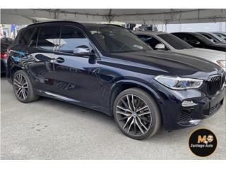 X5 M Packg  XDrive 40i aros 22 como nueva , BMW Puerto Rico