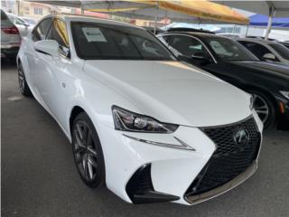 LEXUS IS 350 2020 SOLO 665 MILLAS!!!, Lexus Puerto Rico