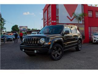 Jeep Patriot Aniversario, Jeep Puerto Rico