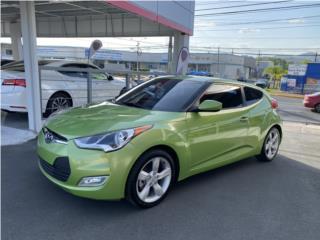 2014 HYUNDAI VELOSTER NUEVO!!!, Hyundai Puerto Rico
