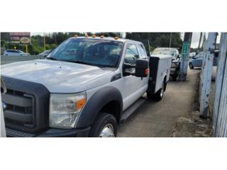 Ford F-450 2014, Ford Puerto Rico