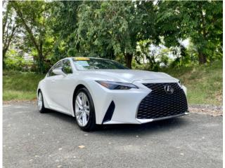 2021   LEXUS IS 300! Clean Car Fax, Lexus Puerto Rico