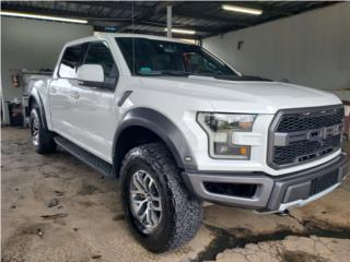 FORD F 150 RAPTOR SERIE 801 2017 IMPORTADA, Ford Puerto Rico