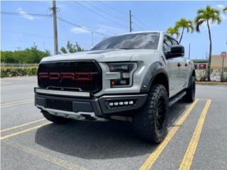 FORD RAPTOR 2017, Ford Puerto Rico