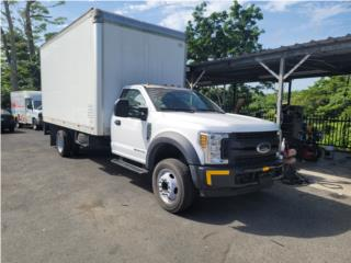 Camion Ford 550 2019 16 pies, Ford Puerto Rico
