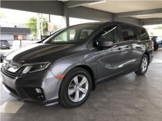 2018 - HONDA ODYSSEY EX, Honda Puerto Rico