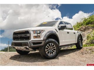 Ford F-150 RAPTOR 2019, Ford Puerto Rico