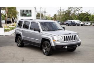 Jeep Patriot , Jeep Puerto Rico