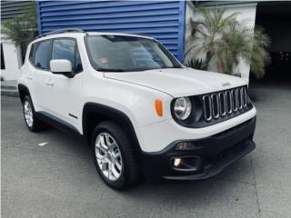 JEEP RENEGADE LATITUDE 2018, Jeep Puerto Rico