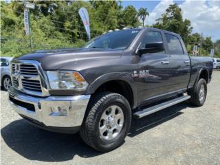 2018 RAM 2500 Big Horn 4x4 DIESEL, RAM Puerto Rico
