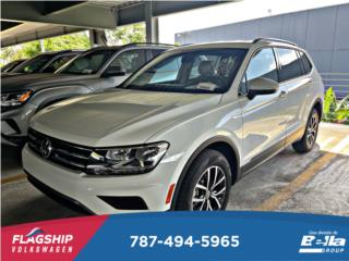 VOLKSWAGEN TIGUAN S *TURBO* 2021, Volkswagen Puerto Rico