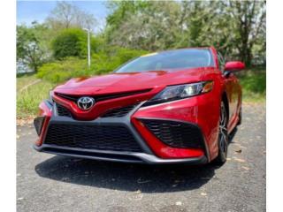 2021   Toyota Camry SE Nightshade Edition, Toyota Puerto Rico