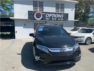 Honda Odyssey 2018, Honda Puerto Rico