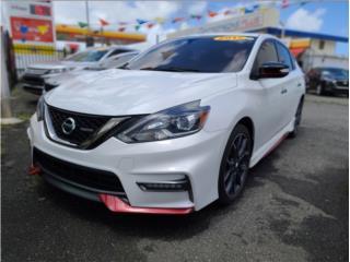 Nissan sentra Nismo STD 2017, Nissan Puerto Rico
