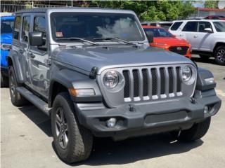 2019 WRANGLER SPORT UNLIMITED, Jeep Puerto Rico