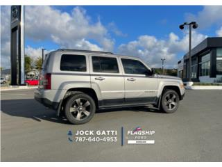 Jeep Patriot Latitude 4X4 2017, Jeep Puerto Rico